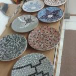 Schalen mozaïeken